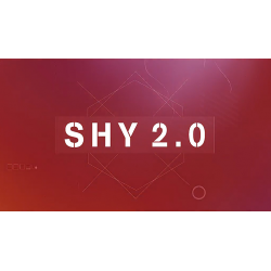 SHY 2.0 (Gimmicks and Online Instructions) by Smagic Productions - Trick wwww.magiedirecte.com