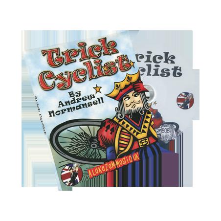 Trick Cyclist - Andrew Normansell- Alakazam- wwww.magiedirecte.com