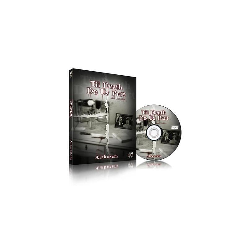 Tim Death Do Us Part-Jim Critchlow-Alakazam- wwww.magiedirecte.com