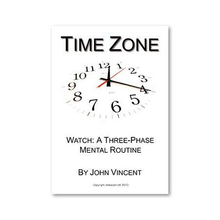Time Zone- John Vincent-Alakazam- wwww.magiedirecte.com