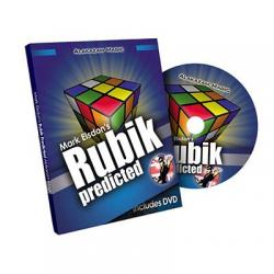 Rubik Predicted-Mark Elsdon-Alakazam- wwww.magiedirecte.com