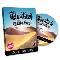 The Grail GOLD Edition (W/DVD) by Mike Rose and Alakazam Magic - Trick wwww.magiedirecte.com