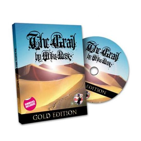 The Grail GOLD Edition-Mike Rose-Alakazam wwww.magiedirecte.com
