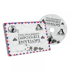 Impossible Envelope-Paul Stockman & Alakazam wwww.magiedirecte.com