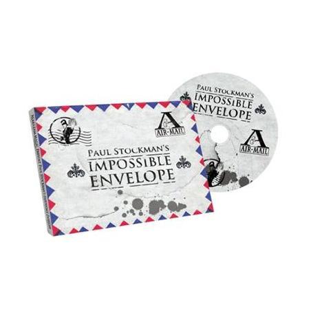 Impossible Envelope-Paul Stockman & Alakazam wwww.magiedirecte.com