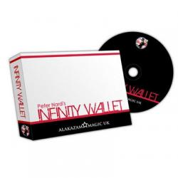 INFINITY WALLET - Peter Nardi wwww.magiedirecte.com