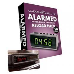 Alarmed RELOAD by Noel Qualter, Ade Gower and Alakazam Magic - Trick wwww.magiedirecte.com
