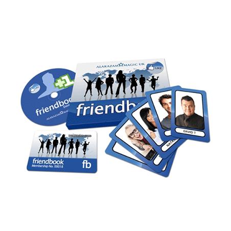 FriendBook - David Taylor - Alakazam wwww.magiedirecte.com