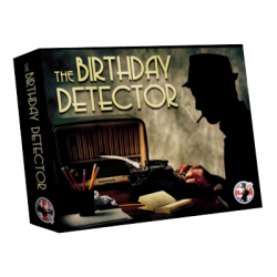 Birthday Detector by Chris Hare and Alakazam Magic - Tricks wwww.magiedirecte.com