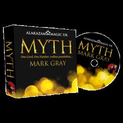 Myth by Mark Gray and Alakazam Magic - Trick wwww.magiedirecte.com