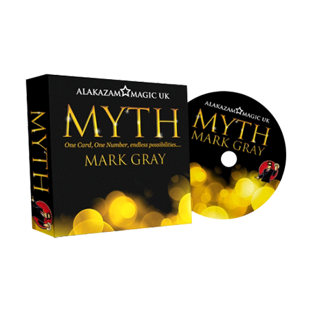 MYTH - Mark Gray wwww.magiedirecte.com