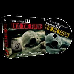 Into the Future - Caswell - Alakazam wwww.magiedirecte.com