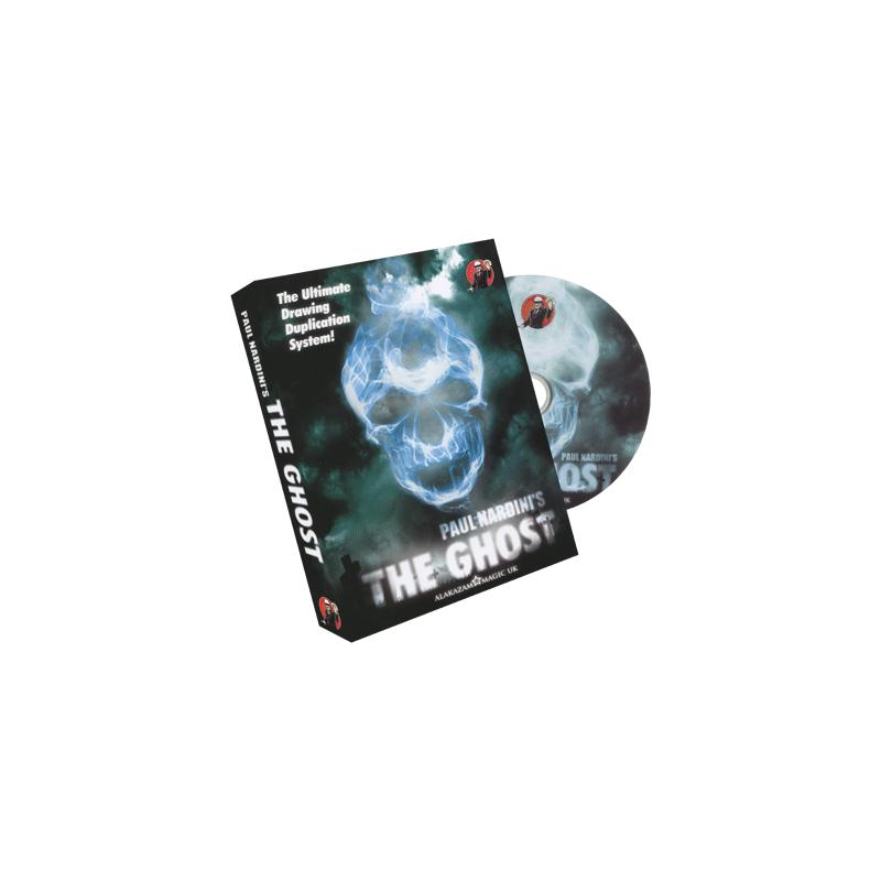 The Ghost - Paul Nardi - Alakazam- wwww.magiedirecte.com
