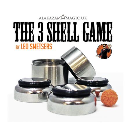 Three Shell Game - Semesters wwww.magiedirecte.com