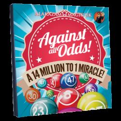Against all Odds by Alakazam Magic - Trick wwww.magiedirecte.com