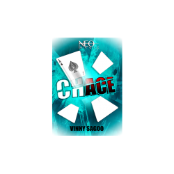 CHACE - Vinny Sagoo wwww.magiedirecte.com