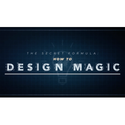Designing Magic (2 DVD Set) - Will Tsai wwww.magiedirecte.com