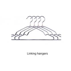 Linking Hangers- Albert Tam - wwww.magiedirecte.com