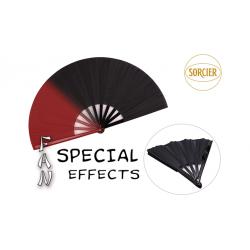 Special Effects Fan by Sorcier Magic - Trick wwww.magiedirecte.com