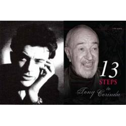 The 13 Steps to Mentalism-Tony Corinna wwww.magiedirecte.com