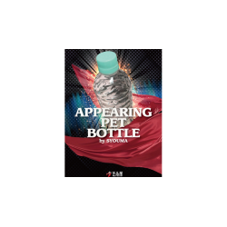 Appearing PET bottle by SYOUMA - Trick wwww.magiedirecte.com