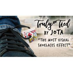 Truly Tied (Blanc) - JOTA wwww.magiedirecte.com