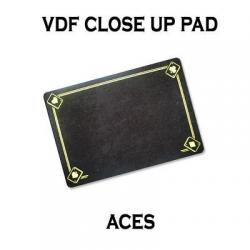 Tapis de Close Up 40X27 PRO VDF avec As - Medium - (Noir) wwww.magiedirecte.com