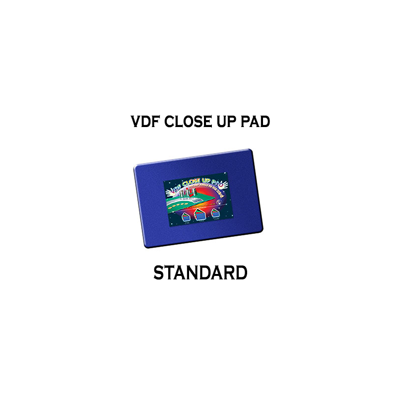 Tapis de Close Up 40X27 PRO VDF - Medium - (Bleu) wwww.magiedirecte.com
