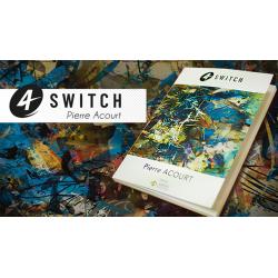 4 Switch (Gimmicks and Online Instructions) - Pierre Acourt wwww.magiedirecte.com