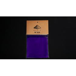 Foulard 45 cm Soie Violet - Pyramid Gold Magic wwww.magiedirecte.com