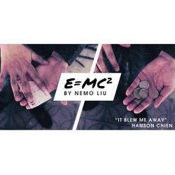 E equals MC2 - Nemo & Hanson Chien wwww.magiedirecte.com