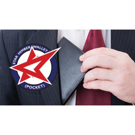 POCKET STAR HIMBER WALLETS ( Poche ) wwww.magiedirecte.com