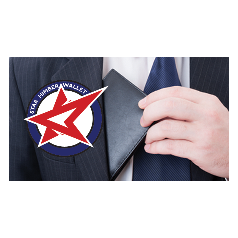 STAR HIMBER WALLET ( Large ) wwww.magiedirecte.com
