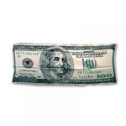 $100 bill Silk 36 inch by Magic by Gosh - Trick wwww.magiedirecte.com