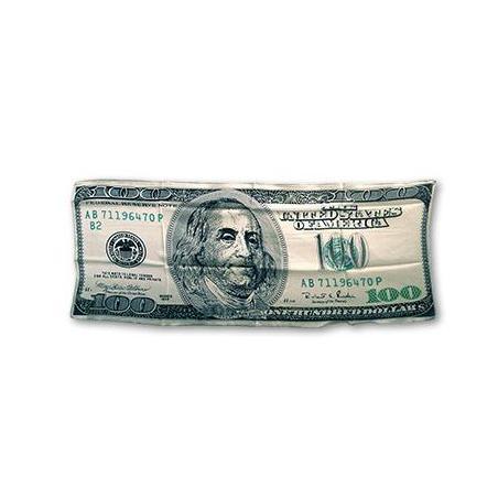 FOULARD 90cm Billet 100$ - Magic by Gosh wwww.magiedirecte.com