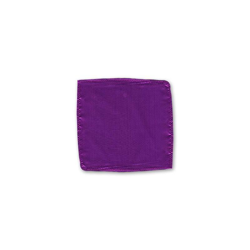 FOULARD (32cmX32cm) Violet - Magic by Gosh wwww.magiedirecte.com