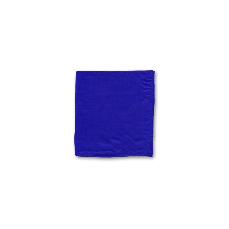 FOULARD (32cmX32cm) Bleu Royal - Magic by Gosh wwww.magiedirecte.com