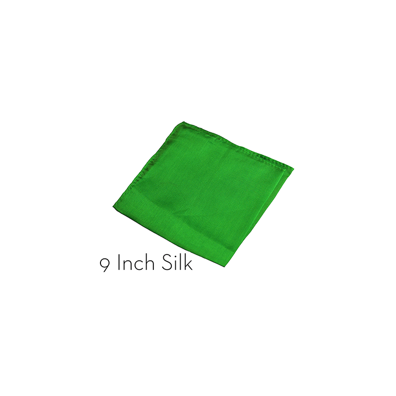 FOULARD (22cmX22cm) Vert - Magic by Gosh wwww.magiedirecte.com
