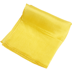 FOULARD (15cmX15cm) Jaune - Magic by Gosh wwww.magiedirecte.com