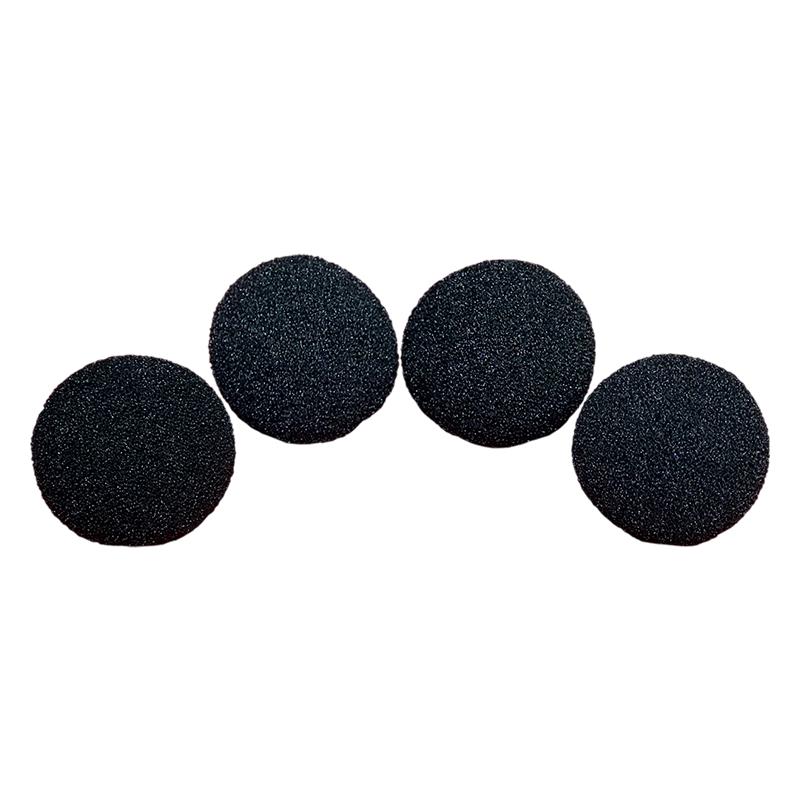Balle Mousse 2,50 cm Noire super Soft wwww.magiedirecte.com