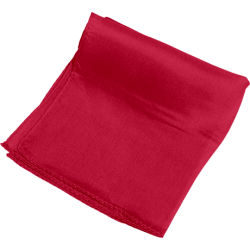 FOULARD (60cmX60cm) Rouge - Magic By Gosh wwww.magiedirecte.com