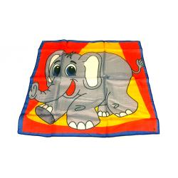 FOULARD ELEPHANT (45cmX45cm) - Magic By Gosh wwww.magiedirecte.com