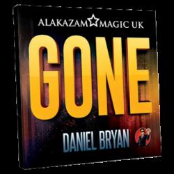 Gone (Rouge) - Daniel Bryan - Alakazam wwww.magiedirecte.com