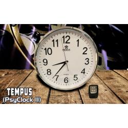 Psyclock II Tempus (Gimmick and Online Instructions) by Alakazam Magic - Trick wwww.magiedirecte.com