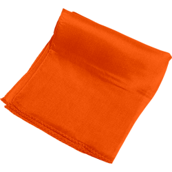 FOULARD (22cmX22cm) Orange - Magic By Gosh wwww.magiedirecte.com