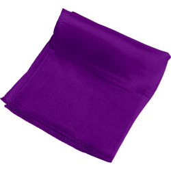 FOULARD (15cmX15cm) Violet - Magic By Gosh wwww.magiedirecte.com