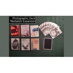 Photographic Deck Project Set - Patrick Redford wwww.magiedirecte.com