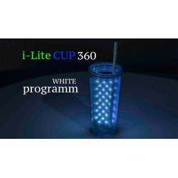 I-Lite Cup 360 Blanc - Victor Voitko wwww.magiedirecte.com