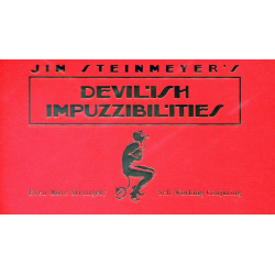 Devilish  Impuzzibilities - Jim Steinmeyer wwww.magiedirecte.com