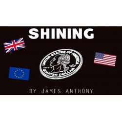 SHINING UK Version - James Anthony wwww.magiedirecte.com